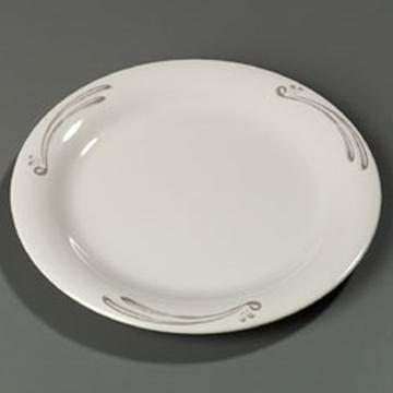"Carlisle 9"" Pattern Dinner Plates"