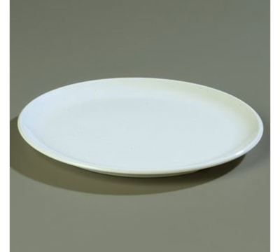 "Carlisle Epicure 8"" White Dinner Plates"