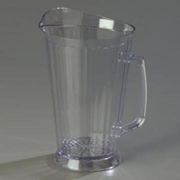 Carlisle 60 oz crystalite Clear Polycarbonate Pitcher