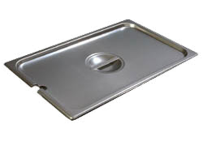 Carlisle DuraPan Full Size Slotted Cover