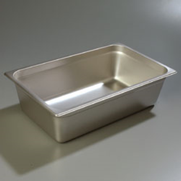 "Carlisle 607006 Light-Duty Full Size, 6""D Food Pan"