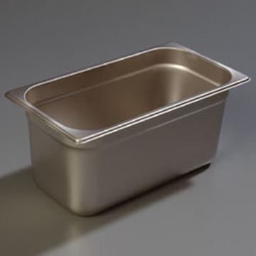"Carlisle 607136 Light-Duty 1/3 Size, 6""D Food Pan"