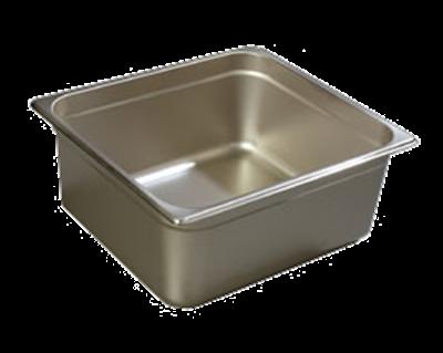"Carlisle 608236 Heavy-Duty 2/3 Size, 6""D Food Pan"