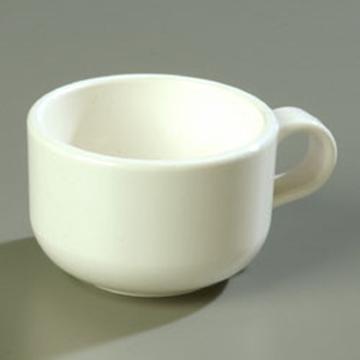 Carlisle 741002 10 oz White Jumbo Soup Mugs
