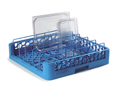 Carlisle Opticlean Food Pan/ Insulated Meal Delivery Tray Rack