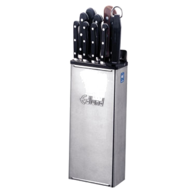 """Edlund KR-50W Knife Rack with 12"""" Skirt with Pop-Out High Impact"""
