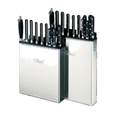 Edlund KR-700 Knife Rack w/ Skirt w/ Pop-Out High Impact & High Temperature Inserts