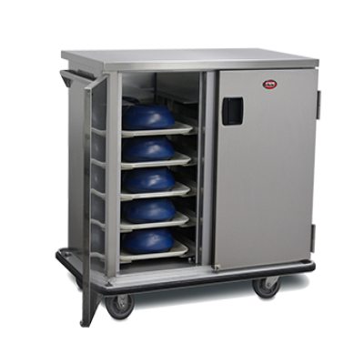 Food Warming Equip ETC-12 Patient Tray Cart Mobile