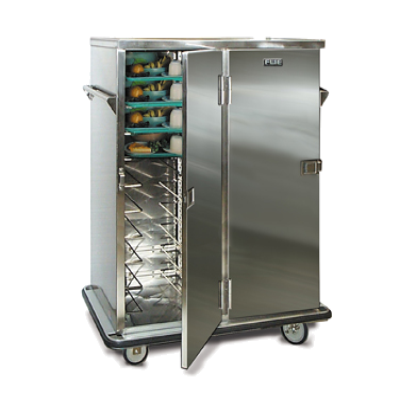 Food Warming Equip ETC-20 Patient Tray Cart Mobile