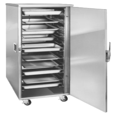 Food Warming Equip ETC-UA-11 INS Enclosed Transport Cabinet Full Height
