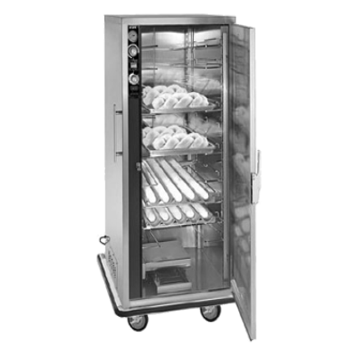 Food Warming Equip PH-1826-18 Proofer/Heater Cabinet Mobile