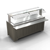Galleyline 9259A/FH/5055 Frost Top Serving Counter