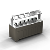 Galleyline 9853A/FH/5355 Condiment Serving Counter