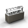 Galleyline 9854A/FH/5353 Condiment Serving Counter