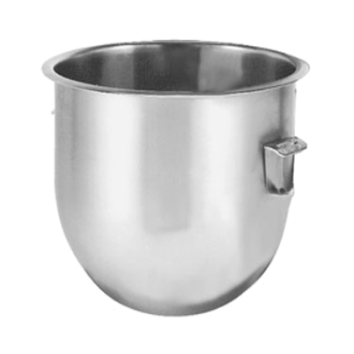 Hobart BOWL-HL140 140 Qt Stainless Steel Bowl