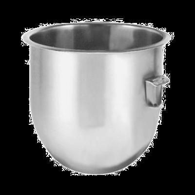 Hobart BOWL-SSTD30 30 Qt Stainless Steel Bowl