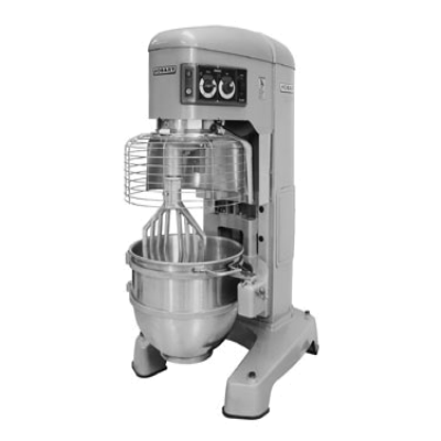 Hobart HL800C-2STD 380-460/50/60/3 Mixer with Bowl Beater