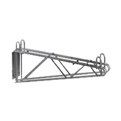 Metro 2WD18C Super Erecta Direct Wall Mount Double