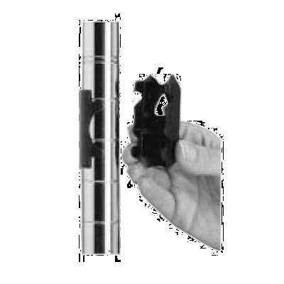 "Metro 63P Super Erecta Siteselect Post 62 9/16""H"