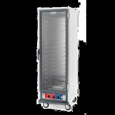 Metro C519-HFC-U C5 1 Series Heated Holding Cabinet Mobile