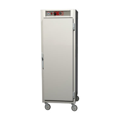 Metro C569L-SFS-L C5 6 Series Heated Holding Cabinet Mobile