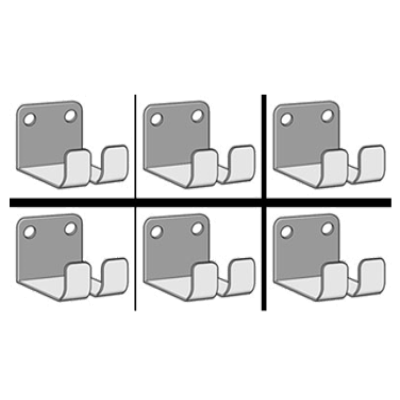 Metro SWGB2 Smartwall G3 Bracket Kit