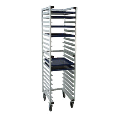New Age 1331U U Type Nesting Bun Pan Rack Mobile