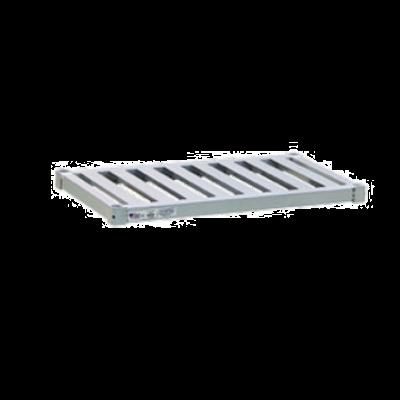 """New Age 1872TB Adjust-A-Shelf T-Bar Series Shelf 72""""W X 18""""D"""