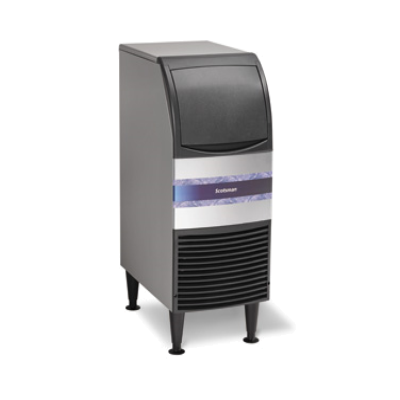 Scotsman CU0415MA-1 Essential Ice Ice Maker with Bin Cube Style