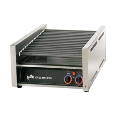 Star 30SC Star Grill-Max Pro Hot Dog Grill Roller-Type