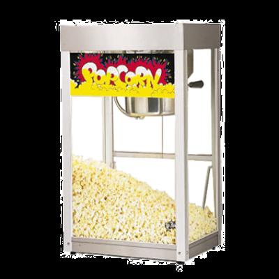 Star 86S Super Jetstar Popcorn Popper Countertop