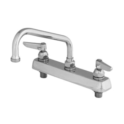 "T&S Brass B-1121 Faucet 8"" Swing Nozzle"