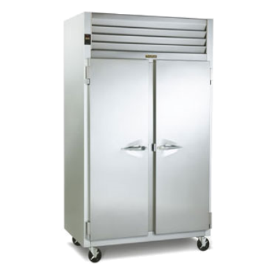 Traulsen G24314P Dealer's Choice Hot Food Holding Cabinet Two-Section