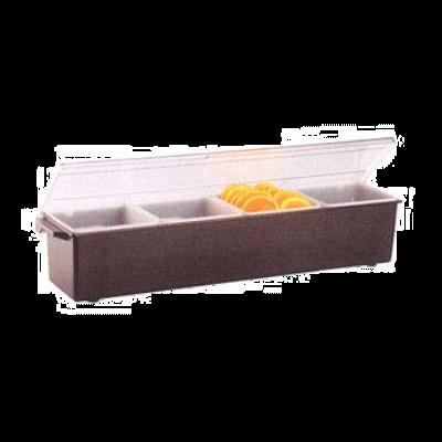 Vollrath 4745-01 Kondi-Keeper Condiment Dispenser Plastic