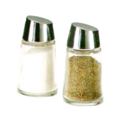 Vollrath 802T Replacement Salt & Pepper Top Chrome