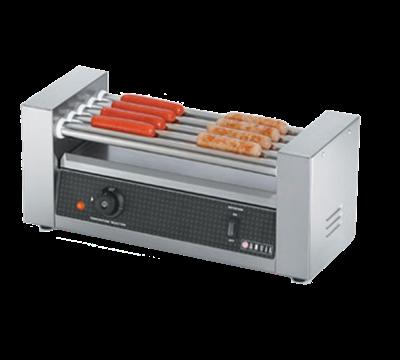 Vollrath 5-Roller Hot Dog Roller Grill