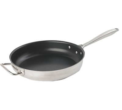"Vollrath Intrigue SteelCoat 12-1/2"" Fry Pan"