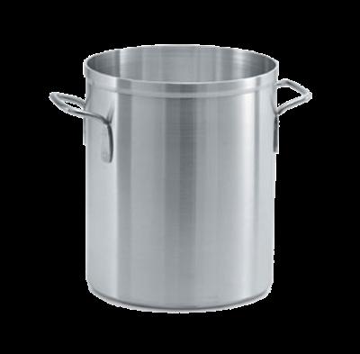 Vollrath 12 qt Classic Aluminum Stock Pot