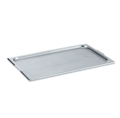Vollrath 77450 Full Size SS Lid, Not Slotted