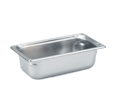 "Vollrath 1/3 Size, 2"" Deep Super Pan 3"