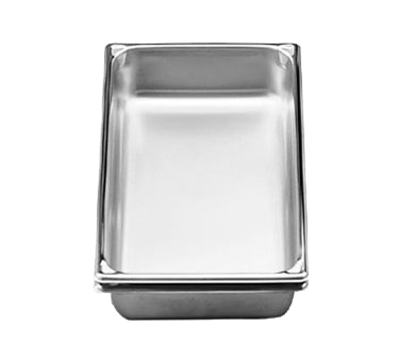 "Vollrath 30040 Super Pan 20 Ga SS Full Size Food Pan, 4""D"