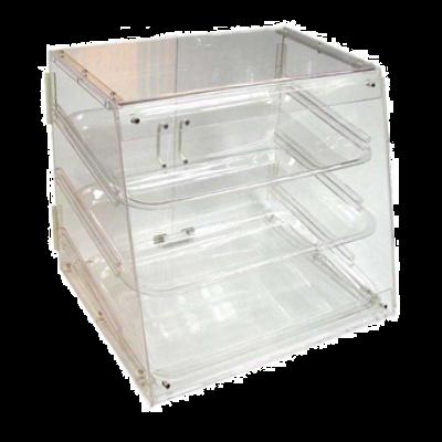 "Winco ADC-3 Display Case 21-1/4"" X 17-1/4"" X 16-1/2""H"
