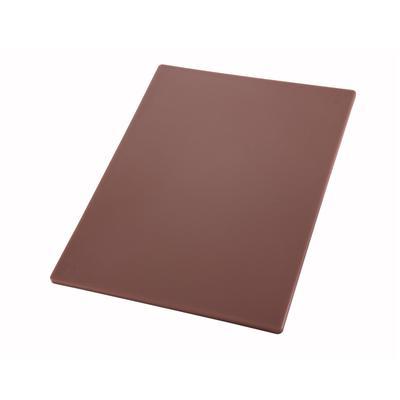 "Winco CBBN-1824 Cutting Board 18"" X 24"" X 1/2"" Thick"