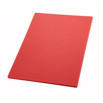"Winco CBRD-1824 Cutting Board 18"" X 24"" X 1/2"" Thick"
