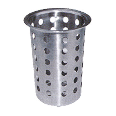 Winco FC-SS Flatware Cylinder Perforated