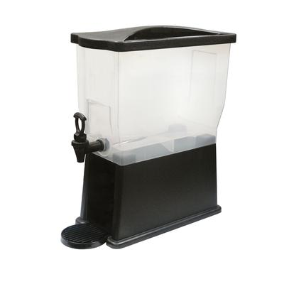 "Winco PBD-3 Beverage Dispenser 18.9""L X 8.19""W X 20.35""H"