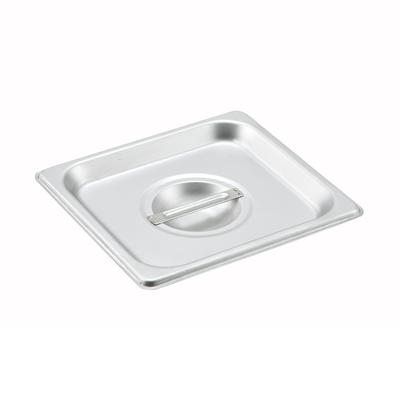 Winco SPSCS Steam Table Pan Cover 1/6 Size