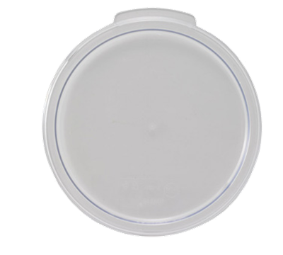 Winco PCRC-68C Cover for Round Food Storage Container