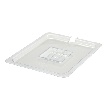 Winco SP7200C 1/2-Pan Slotted Food Pan Cover