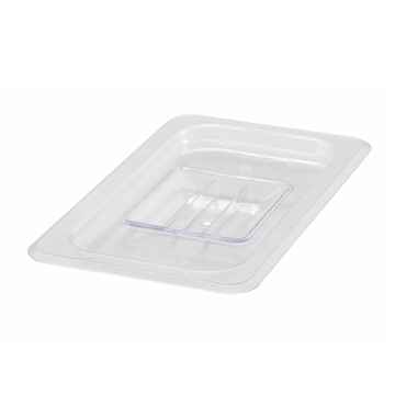 Winco SP7400S 1/4-Size Solid Food Pan Cover